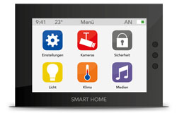 smarthome display